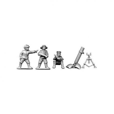 Chinese Mortar