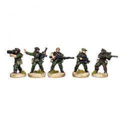 Assault Trooper Characters