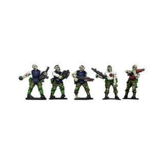 Zombie Troopers