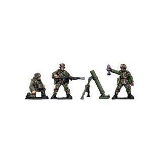Assault Trooper Mortar Team