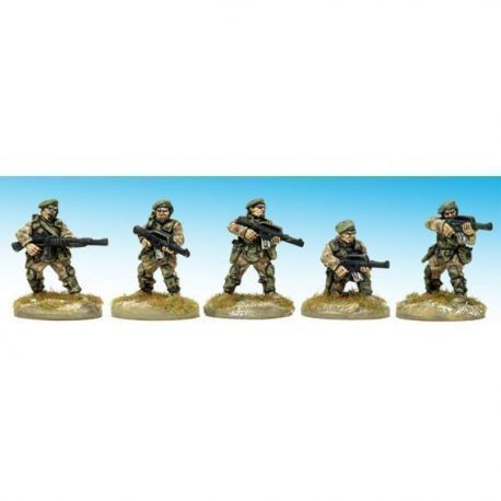 Troopers in Berets