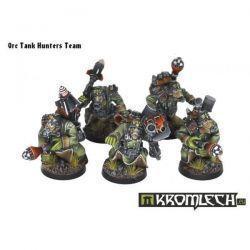 Orc Tank Hunters Team