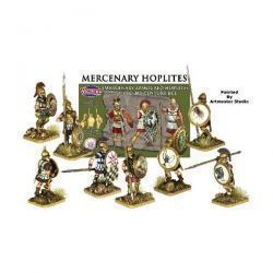 Mercenary Armoured Hoplites 5th to 3rd Century BC