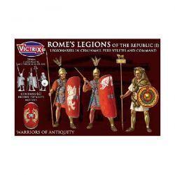 Rome's Legions of the Republic (I)