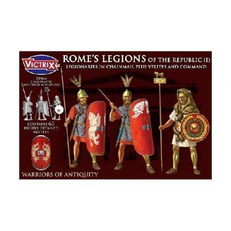 Rome's Legions of the Republic (I)