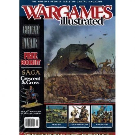 Wargames Illustrated 322