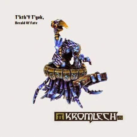 T'Kth'Y T'Yok, Herald Of Fate