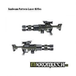 Sunbeam Pattern Laser Rifles (10)