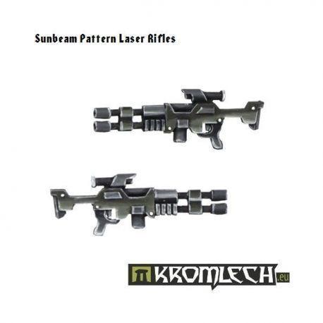 Sunbeam Pattern Laser Rifles (10)