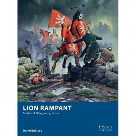 Lion Rampant – Medieval Wargaming Rules