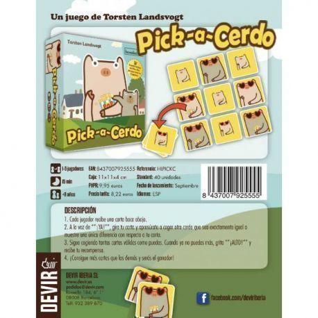 Pick-a-Cerdo
