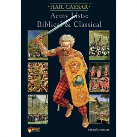 Hail Caesar Army Lists Vol.1 - Biblical & Classical