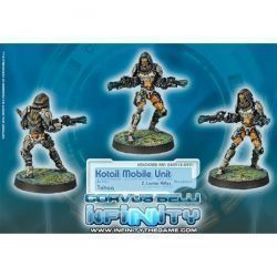 Kotail Mobile Unit (Combi Rifle)