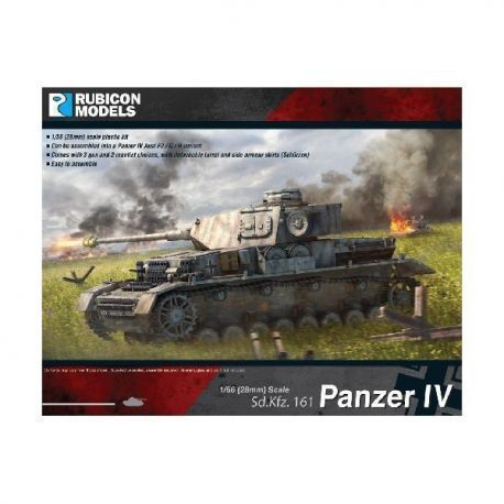 Panzer IV. mid and late war