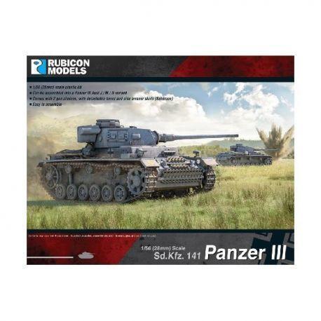 Panzer III. mid war