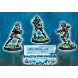 Kotail Mobile Unit  (Spitfire)