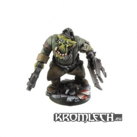 Greatcoat Orc Squad Leader