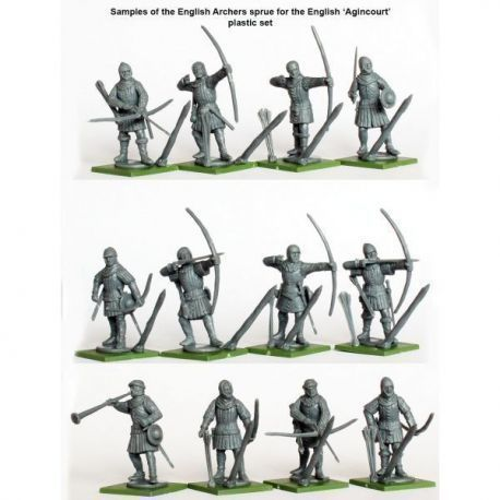 English Army 1415-1429 (36 figures)