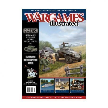 Wargames Illustrated 325