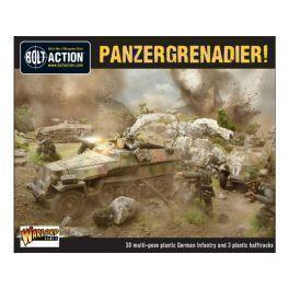Panzergrenadier Pl (3 Halfracks & 30 Infantry)