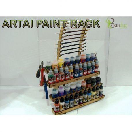 Artai Paint Rack