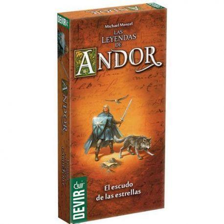 Las Leyendas De Andor: Escudo De Las Estrellas