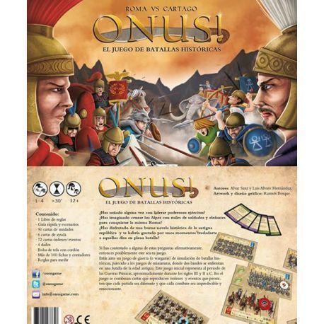 ONUS!: Roma contra Cartago