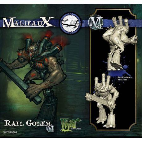 RAIL GOLEM