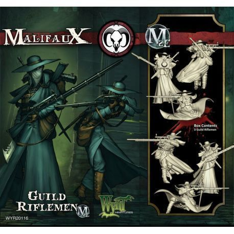 GUILD RIFLEMEN (3 PACK)
