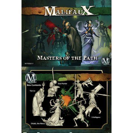 MASTERS OF THE PATH - YAN LO BOX SET