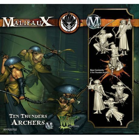 TEN THUNDERS ARCHER (3 PACK)