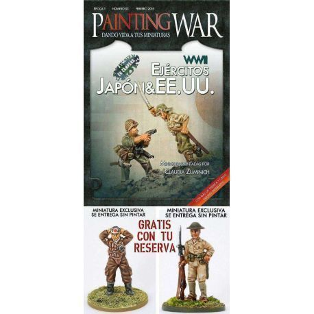 Painting WAR Nº 3. Japón & EE.UU.