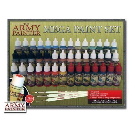 Warpaint Mega Paint Set