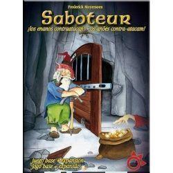 Saboteur. Juego base + Expansión