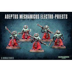 Adeptus Mechanicus Corpuscarii Electro-Priests/Adeptus Mechanicus Fulgurite Electro-Priests