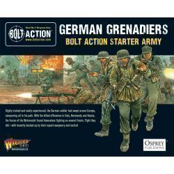 GERMAN GRENADIERS STARTER ARMY