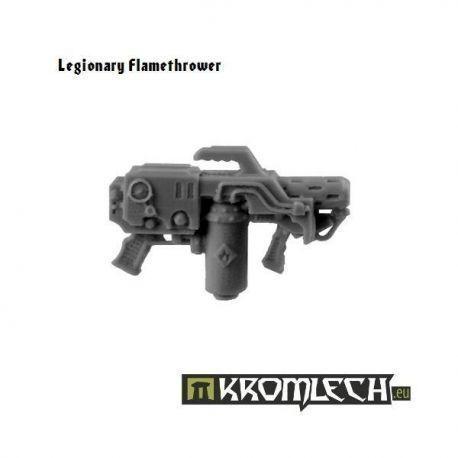 Legionary Flamethrowers