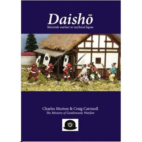 Daisho – Skirmish Wargaming in Mystical Japan