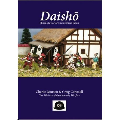 Daisho – Skirmish Wargaming in Mystical Japan