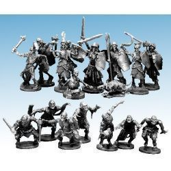 Frostgrave Undead Encouters