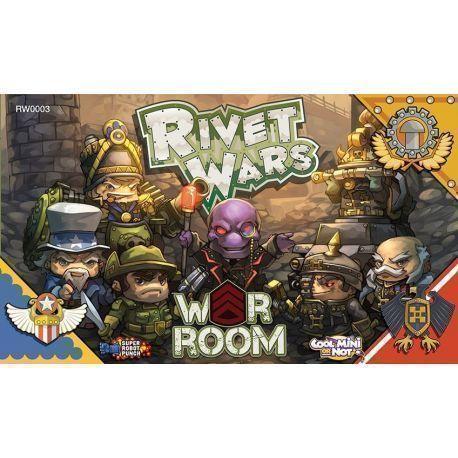 RIVET WARS. WAR ROOM
