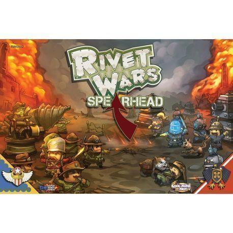RIVET WARS. SPEARHEAD