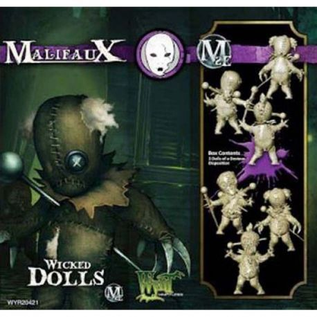 WICKED DOLL