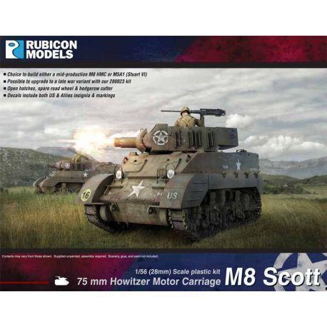 M8 Scott/M5A1 Stuart