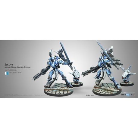 SERAPH, MILITARY ORDER ARMORED CAVALRY