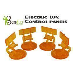Pack de consolas Electric Lux