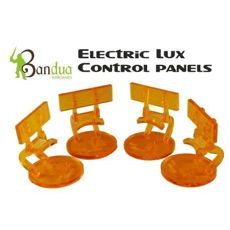Electro Lux Consoles pack (4)