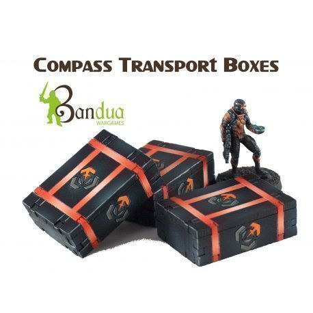 Compass Transportation Box