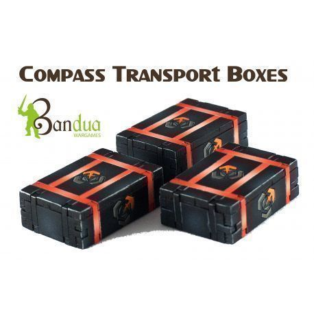 Compass Transport Boxes (3)