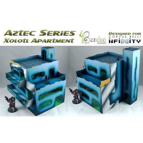 Pack1 Aztec Series
